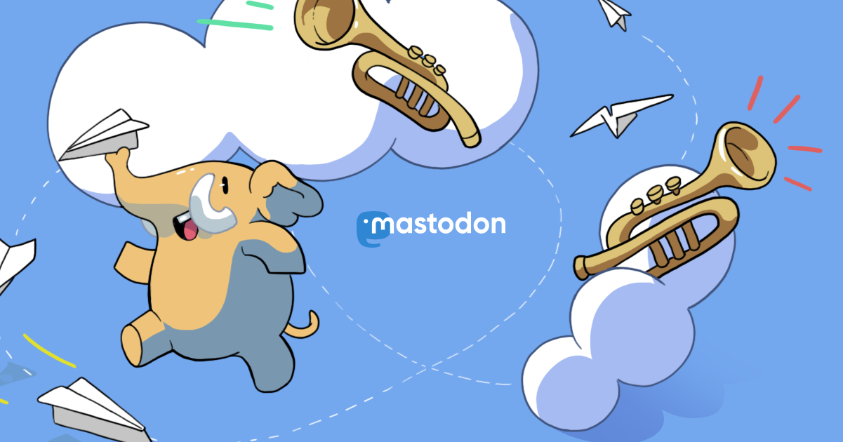 Cross Family's Mastodon
